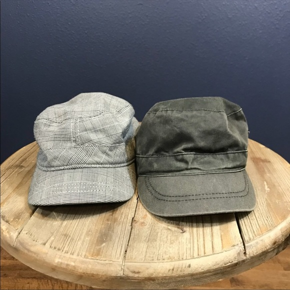 American Eagle Outfitters Accessories - Women s cadet style hats bundle a130e3d81b4